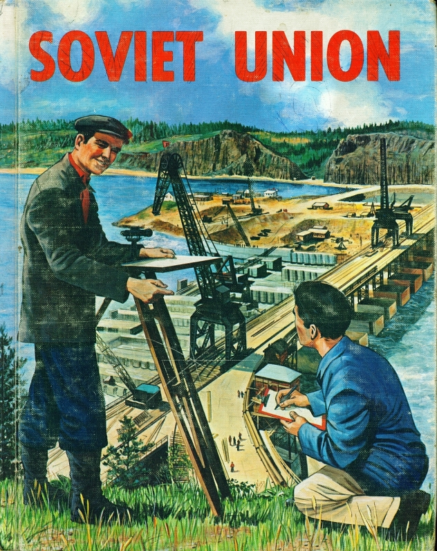 Soviet Union Book Cover (3)